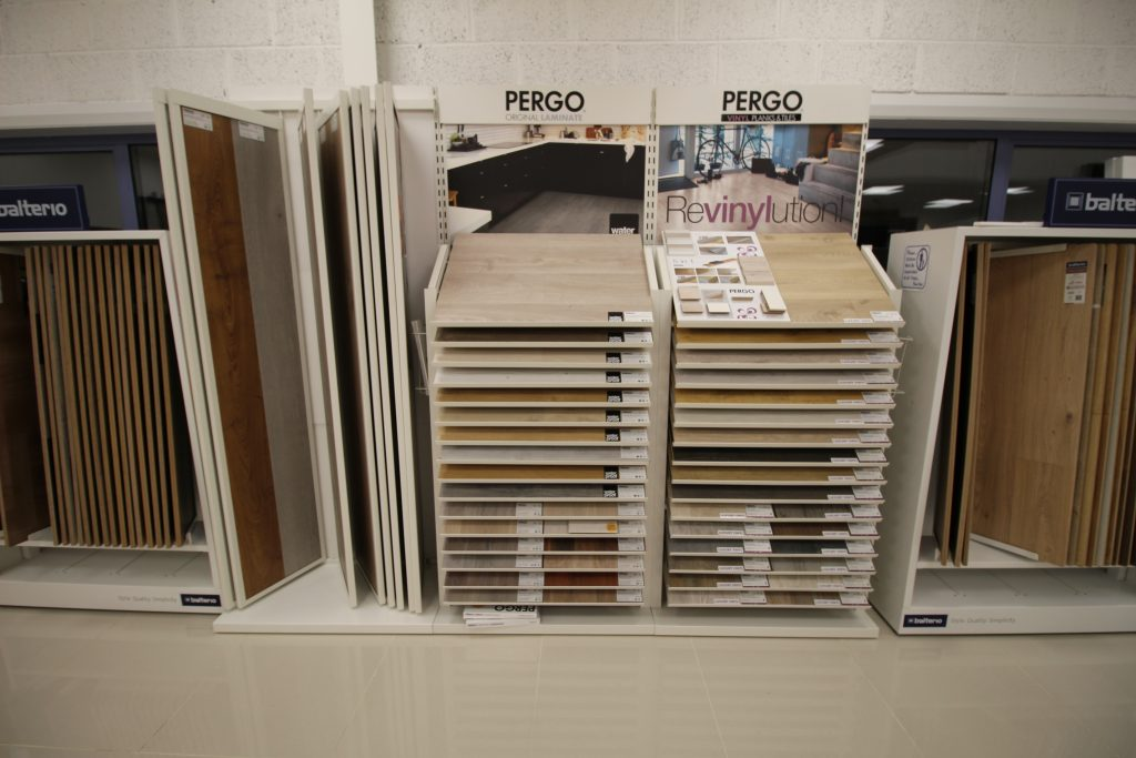 Pergo floors, Baterio floors