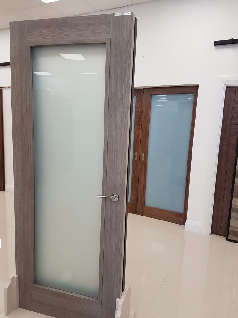Daiken Grey Doors