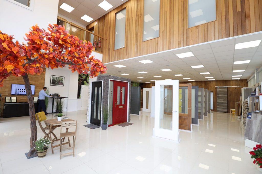 Murphy Larkin showrooms