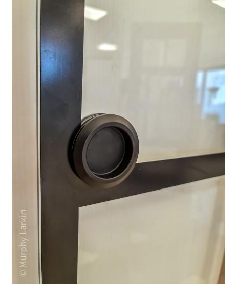 Soft Close Sliding Glass Door System (Complete Kit)