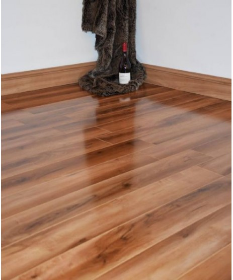 Canadian Maple Gloss Premium JNR Plank 12mm