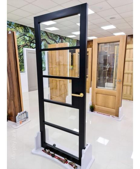 Doras Mayfair Clear Glass Door