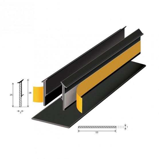 EXI-GLAZE 60 F1 2.1m Black