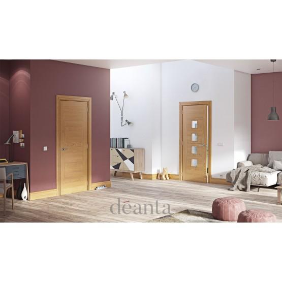 Deanta HP18 Oak Door