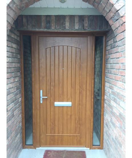 Palladio T & G CD Door and frame
