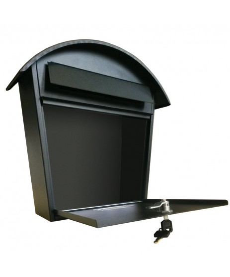 Alubox Chalet Letterbox