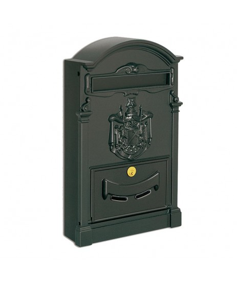Alubox Residence Letterbox