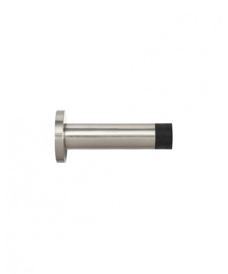 ZAB07SC DOOR STOP CYLINDER 70MM PROJECTION WITH ROSE