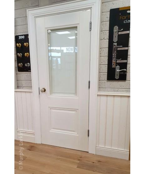 Doras Arnhem Opaque Glass Door