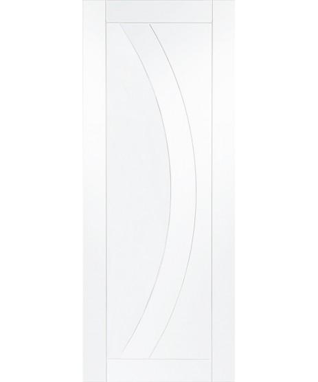 Portroe Grooved Curved Door