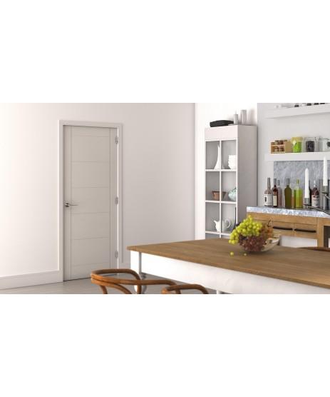 Deanta HP12 Primed White Door FD30