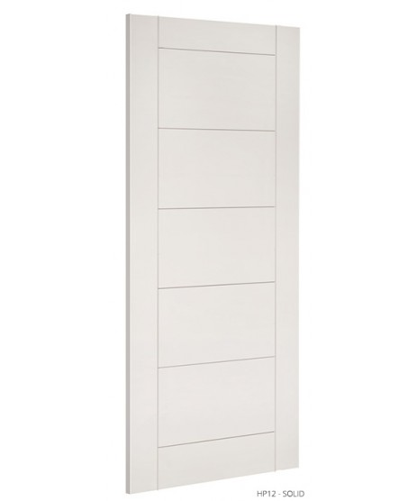 Deanta HP12 Primed White Contract Door