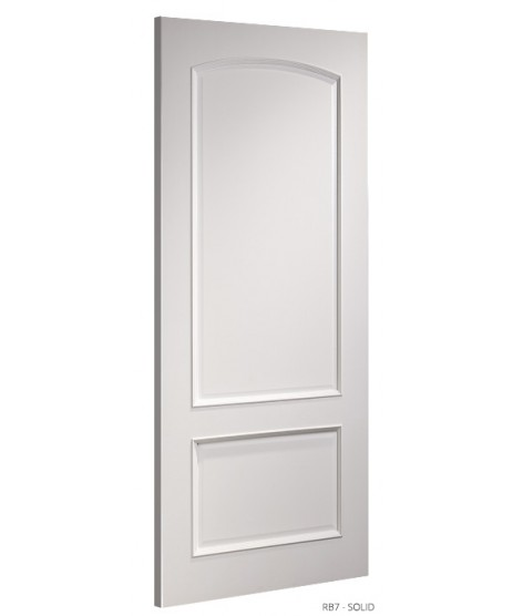 Deanta RB7 Primed White Door