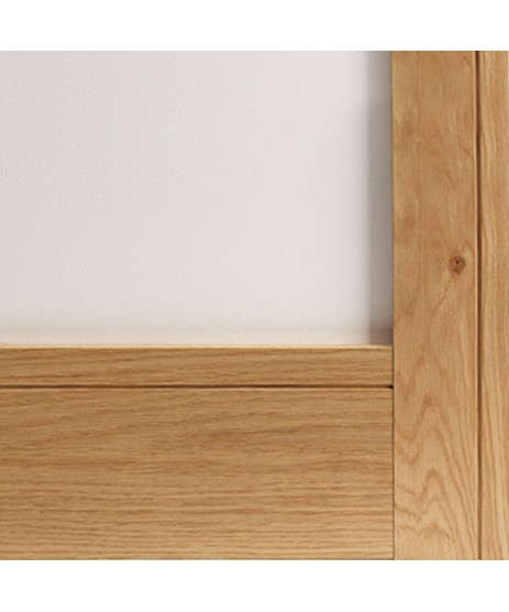 Deanta Oak Shaker Skirting Board