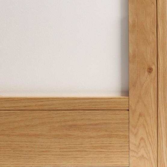 Deanta Oak Shaker Skirting Board