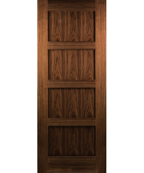Augusta Walnut Door