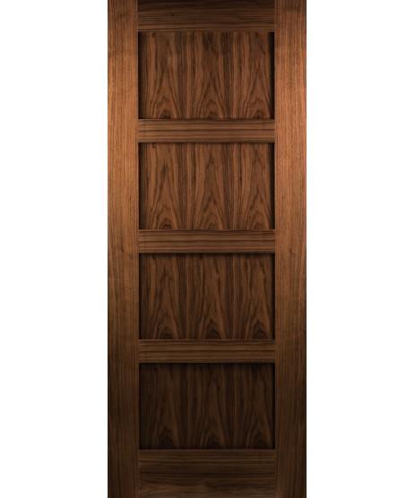 Augusta Walnut Door