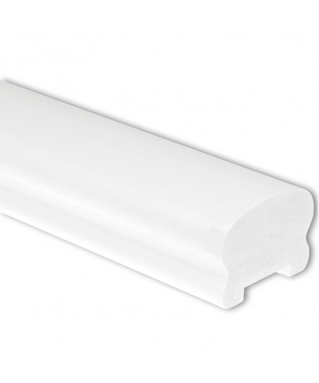 Primed White Hand Rail 4.2M