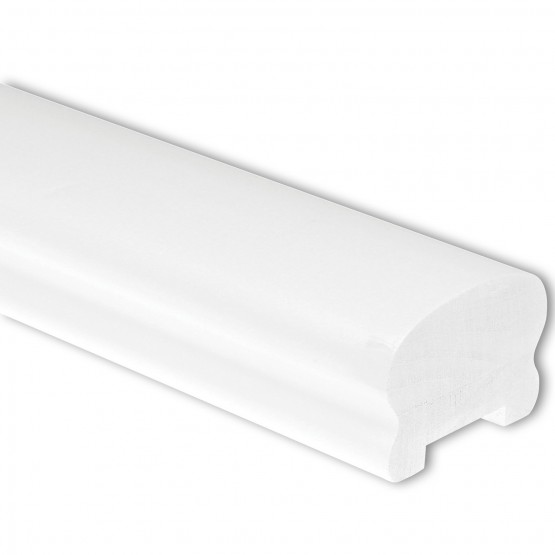 Primed White Hand Rail 2.4M