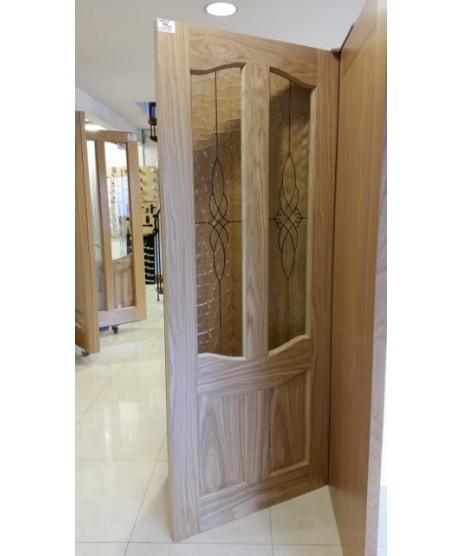 Deanta NM20G Oak Door