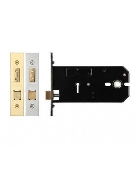"Zoo 5"" Horizontal Lock&Latch Ideal for Door Knobs"
