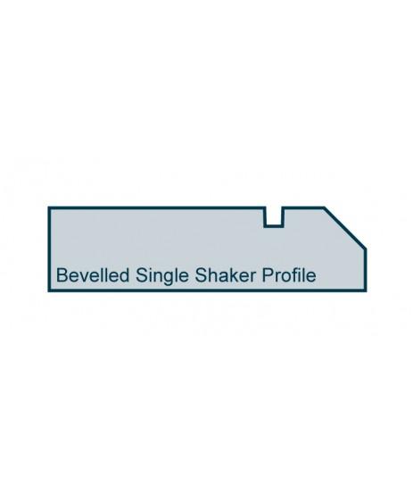 Primed Architrave Bevelled Single Shaker