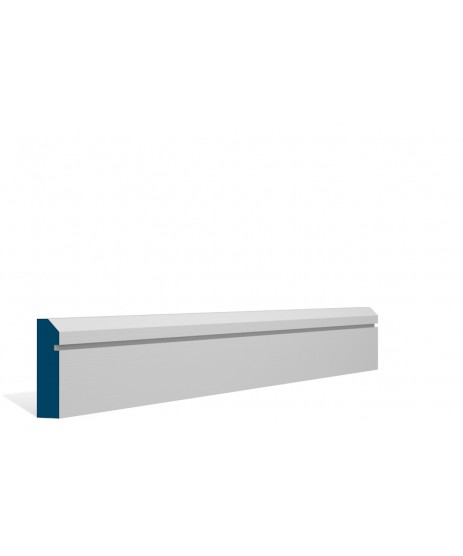 Primed Architrave Bevelled Single Shaker