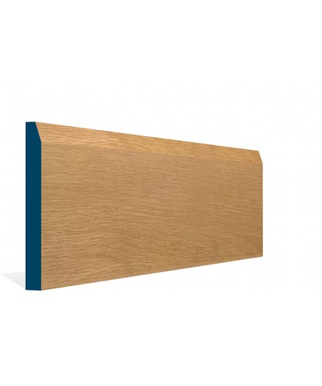 Oak Chamfered Skirting Board