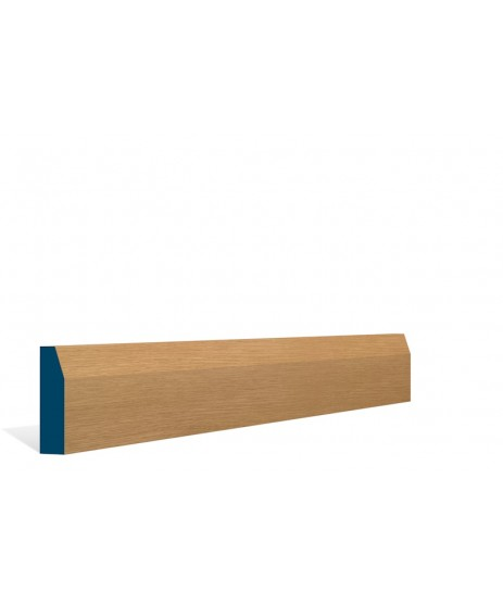 Chamfered Solid oak Architrave pack