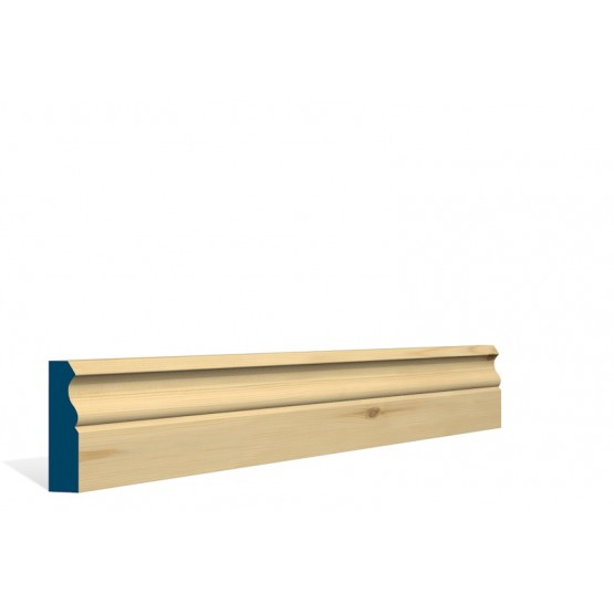 Redwood Pine Ogee Architrave