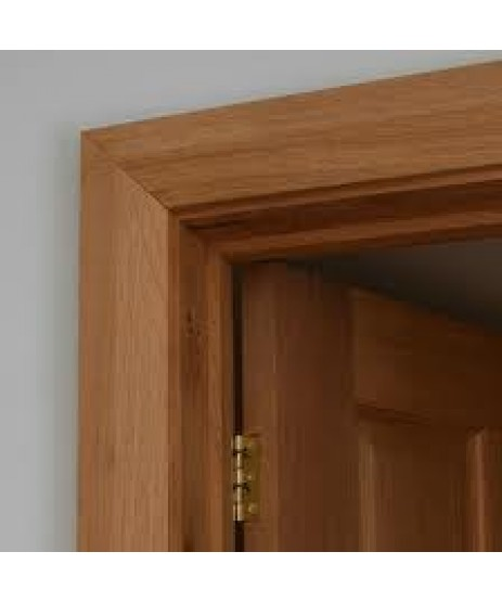 Oak Frame & Architrave Chamfered Set (Engineered)