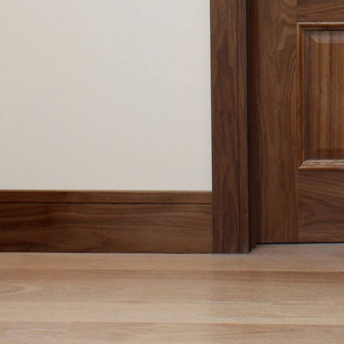Walnut Skirting Shaker Style