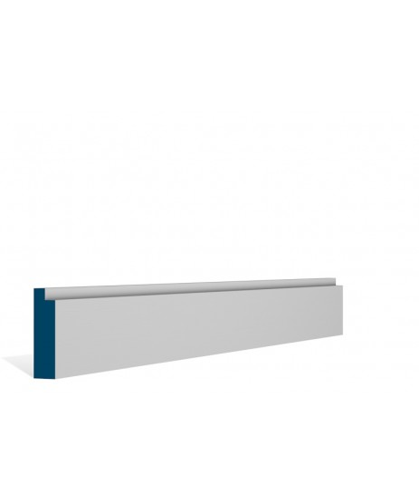 Primed Architrave Single Step