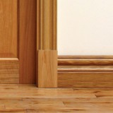 Victoriana Oak Skirting 180mm (Engineered)