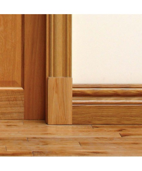 Oak Victoriana Architrave Set