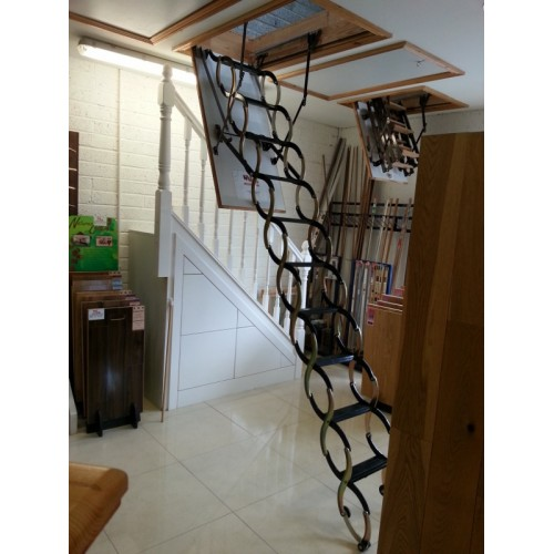 Attic Stairs Concertina Attic Stairs