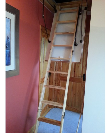 Thermo Attic Stairs