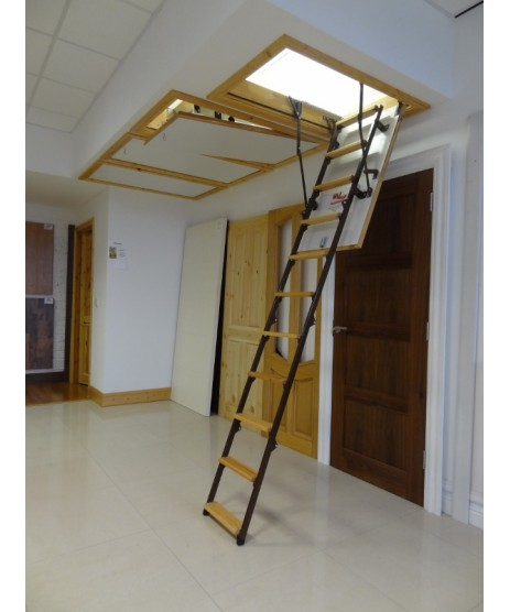 Space Saver Attic Stairs