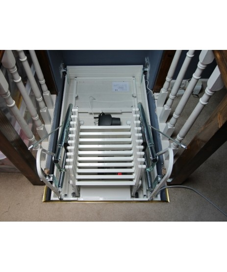 Auto Electric Attic Stairs