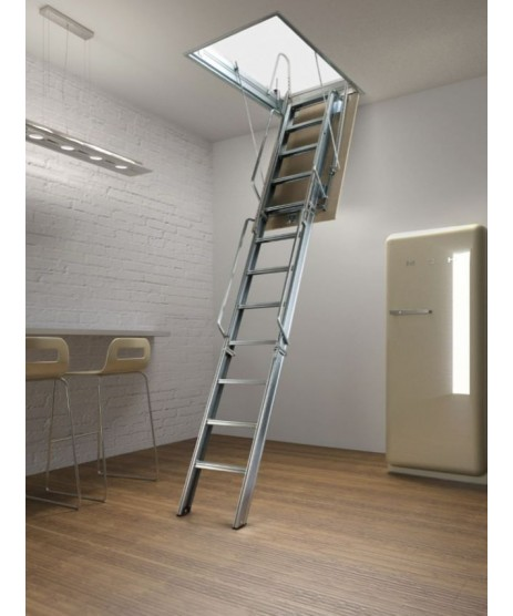 Ultra High Attic Stairs