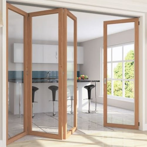 Roomflex Bi Fold Door Kit Rfk1
