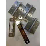 Ball Bearing Hinge & Lock Pack Choice of finishes