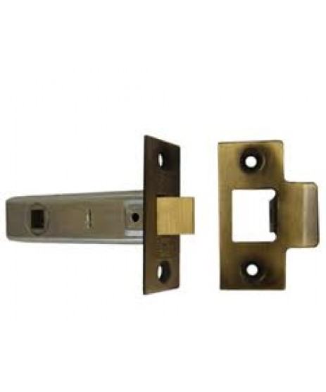 Carlisle Brass Delamain Tubular Mortice Latch Lock