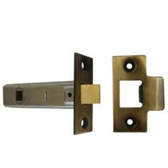 Carlisle Brass Delamain Tubular Mortice Latch Lock