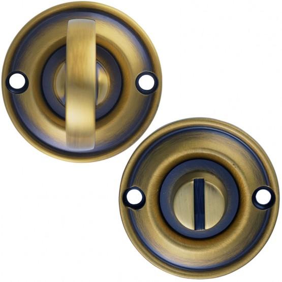 Carlisle Brass DK13 Delamain Small Thumbturn and Release