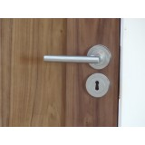 Fortessa Avant Lever on Rose Door Handle