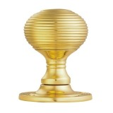 Carlisle Brass Queen Anne Mortice Knob Set