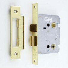 "Bathroom Mortice Lock 2.5"" Lock"