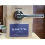 Carlisle Brass Serozzetta SZA440SNCP Satin Nickel Chrome Plated Handle (Set)