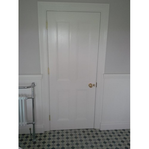 ... Cambridge White primed Door ...